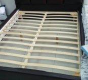 Интерьерная кровать с ортопедическим основанием