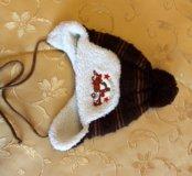 Продам зимнюю шапку для мальчика