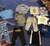Набор одежды на мальчика