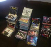 CD MP3 диски коллекция