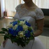 Свадебное платье+подарок+ТОРГ