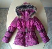 Куртка зимняя Levin Forсе