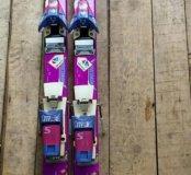 Лыжи горные Salomon 160 см