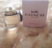 Духи coach