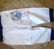 Новые штанишки на лето