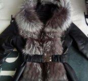 Продам куртку из чернобурки