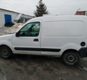 Автомобиль Renault Kangoo 1.4л бензин