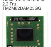 Процессор AMD Turion X2 Ultra