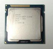 Мат 1155, проц i5 2400, 4gb ddr3