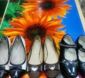 Школьн туфли размер 36