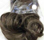 Волосы на заколках (новые)