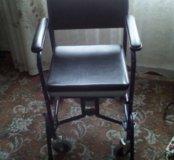 Новое инвалидное кресло
