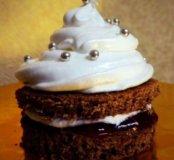 Десерты, кейк попсы,пирожные на заказ