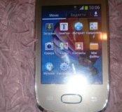 SAMSUNG GT-S5310 + флешкарта 4GB