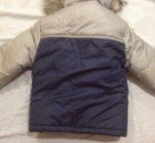 Куртка зимняя на ребёнка
