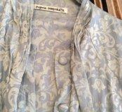 Блуза шелк evgenia ostrovskaya 42 размер