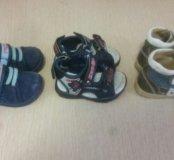 Обувь детская 19 размер