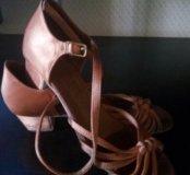 Туфли для танцев р 32-33