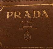 Сумка Prada оригинал состояние новой.