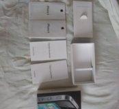 Документы с коробкой на айфон 4 16 гб