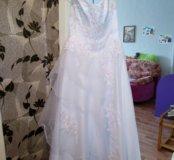 Свадебное платье, почти даром