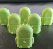 USB переходники (Зеленые)