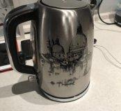 Чайник Polaris протекает