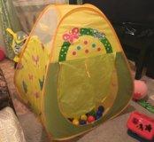 Детская палатка игровая