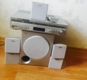 Домашний кинотеатр SONY DVD+VCR