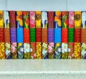 """Муляж книг """"Библиотека о любви"""""""
