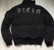 Phillip Plein куртка бомбер женская