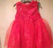Шикарное новое платье Mothercare
