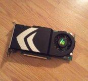 Видеокарта nvidia GeForce 9800gt 1gb