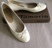 Балетки Tamaris 39размер