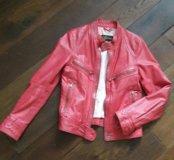 Куртка кожаная Acasta