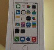Коробка от айфона 5s