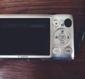 Цифровой фотоаппарат Canon ixus 220 HS