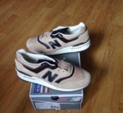 New balance m997 made in USA кроссовки