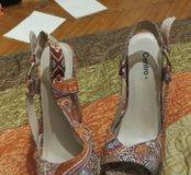 Туфли женские центро