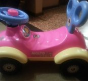 детская машинка для девочек