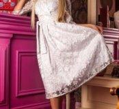 Платье НОВОЕ размер 50-52