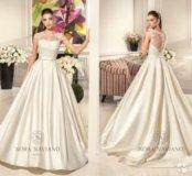 Свадебное платье Nora Naviano (Италия)