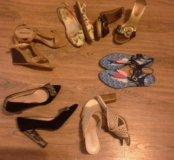 Туфли,босоножки 37, 37.5, 38