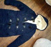 Куртка,парка зимняя