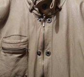 Кожаная куртка бу размер 54( DE SPERADO)