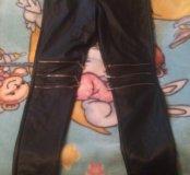 Продаю кожаные штаны