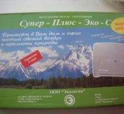 Очиститель воздуха эко-плюс-2008