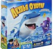 "Настольная игра Hasbro Games ""Акулья охота"""