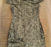 Платье шикарное новое