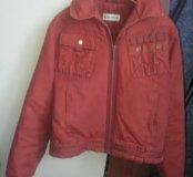 Молодёжная куртка Savage